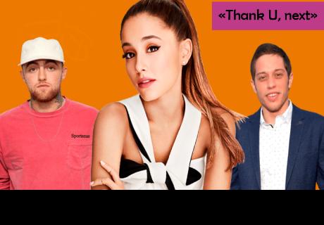La nueva canción de Ariana Grande se ha vuelto un himno de las rupturas amorosas