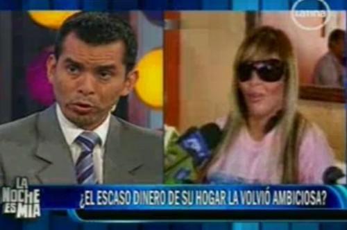 Maribel Velarde es dependiente e insegura, según especialistas