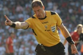 Fútbol Peruano: Perú vs Colombia será arbitrado por Néstor Pitani