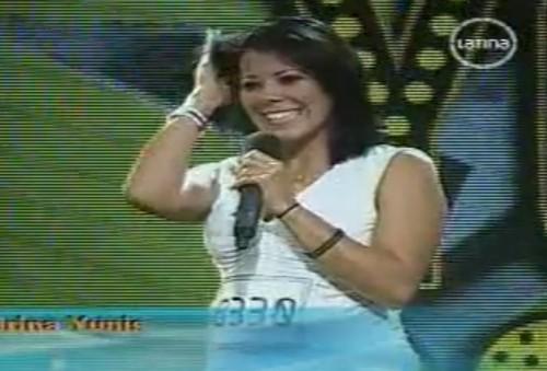 Video: Alejandra Guzmán peruana cautivó a Ricardo Morán en Yo Soy