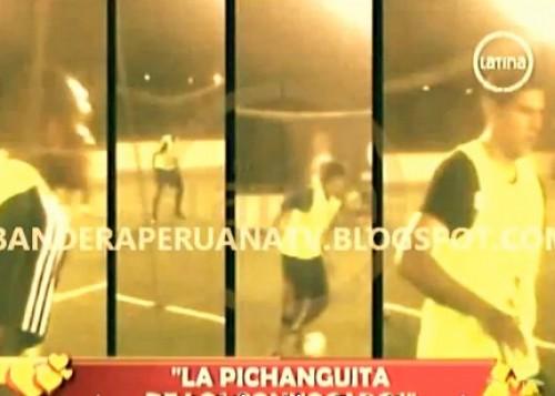Video: Seleccionados jugaron 'pichanga' con apuesta tras derrota ante Uruguay