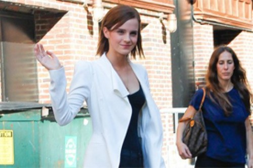 Emma Watson dejará temporalmente el cine para volver a sus estudios