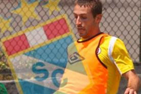 Sporting Cristal: Horacio Calcaterra deja Universitario para ser celeste