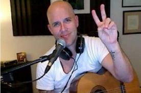 Así celebra Gian Marco el millón de fans en Facebook - Video