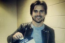 Grammy 2013: Juanes obtiene premio a mejor Álbum Pop Latino