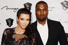 Actores se burlan del nombre de la hija de Kim Kardashian y Kanye West