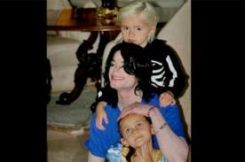 Revelan fotos íntimas de Michael Jackson y su familia