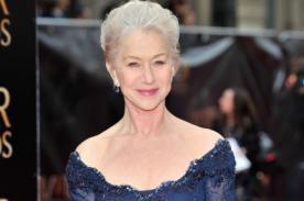 Helen Mirren: Los actores peruanos son los mejores (Video)