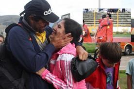 Descentralizado 2013: Sergio Ibarra se convertirá hoy en abuelo