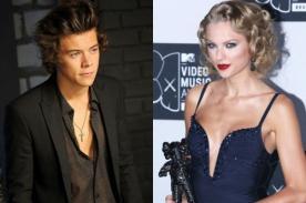 Harry Styles también le mandó una indirecta a Taylor Swift