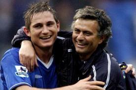 José Mourinho: Frank Lampard tiene un don para anotar