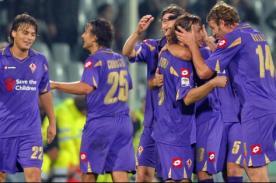 Fiorentina apabulla 3-0 al Pacos Ferreira por la Europa League