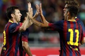 Almería vs Barcelona por la Liga BBVA - En vivo por ESPN