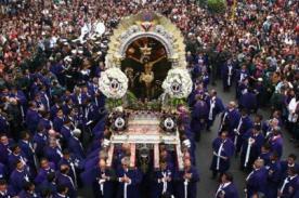 ¿Cuál será el recorrido de la procesión del Señor de los Milagros?