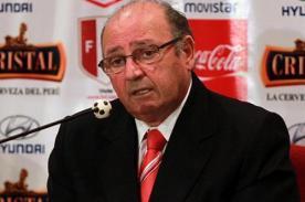 Sergio Markarián: Este será mi último partido con la selección peruana