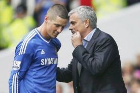 Fernando Torres: Mourinho sabe motivar a los jugadores -  Premier League