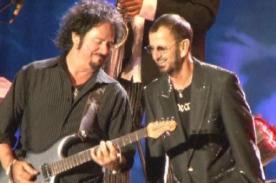 Ringo Starr y su All Starr Band brindaron noche inolvidable en Lima - Video