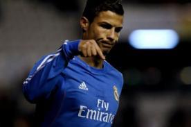Video: Real Madrid vapuleó 5-0 a Almería, pero perdió a Cristiano Ronaldo