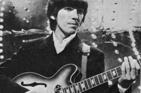 Hoy se cumple 12 años de la partida del ex Beatles, George Harrison-VIDEO