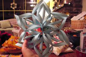 Como hacer una estrella de Navidad 3D para decorar tu árbol