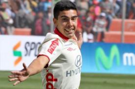 Sebastián Fernández: Quiero quedarme a jugar en Universitario