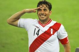 Claudio Pizarro jugaría con Alianza Lima la Copa Sudamericana 2014