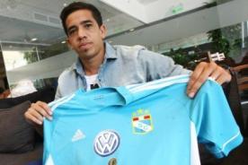 Sporting Cristal: Maximilaino Núñez espera triunfo ante Real Garcilaso