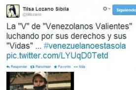Tilsa Lozano publica mensaje solidarizándose con Venezuela - Foto