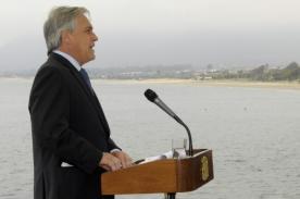Chile: Piñera envía condolencias por jóvenes fallecidos en Colombia
