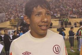 Edison Flores es nuevo jugador de Universitario