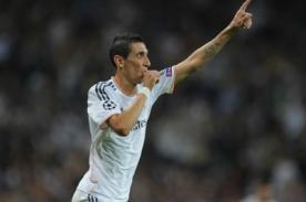 Barcelona vs. Real Madrid: Ángel Di María anota el primer gol de la final - VIDEO