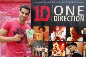 Guty Carrera asistirá al concierto de One Direction con Melissa Loza y su hija