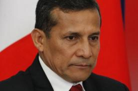 Ollanta Humala: Descansa en paz Gabriel García Márquez allá en Macondo
