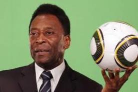 Mundial Brasil 2014: Pele critica la delantera de Brasil