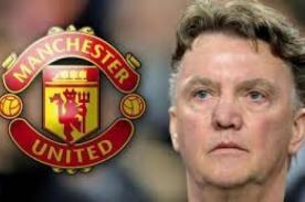 Louis Van Gaal es nuevo entrenador del  Manchester United