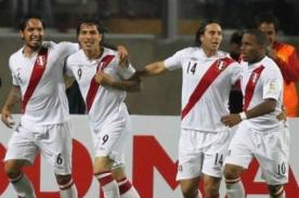 CMD en vivo: Amistoso Perú vs Inglaterra