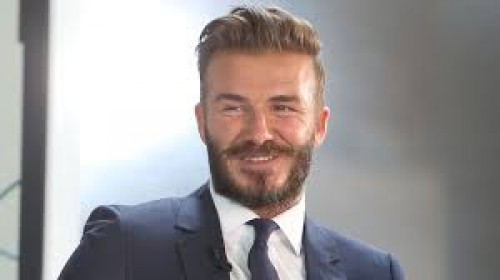 !Ex futbolista David Beckham sufre accidente en moto!