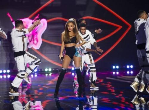 ¿Ariana Grande es una mujer vulgar?