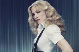 Madonna se pronunció sobre beso que le dio a Drake