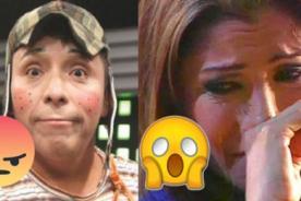 Milena Zárate hace grave denuncia en contra de Edwin Sierra y manifiesta que cómico no visita a su hija - VIDEO