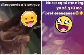 Combate: Mafer Neyra y Hugo García se graban haciendo ESTO en Instagram - VIDEO