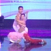 El Gran Show 2011: Maricielo Effio se lleva una puntuación perfecta