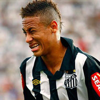 Neymar recibió carta de un kilómetro de largo