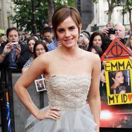 Emma Watson: Hermione Granger ha sido un personaje maravilloso