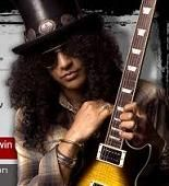 El guitarrista Slash, de Guns N Roses, abre su productora de cine