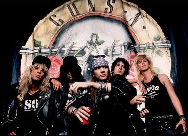 Guns N Roses en Lima: Quedan entradas para cuatro zonas del concierto