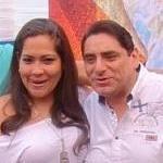 Carlos Álvarez y Katia Palma juntos en Trampolinazo