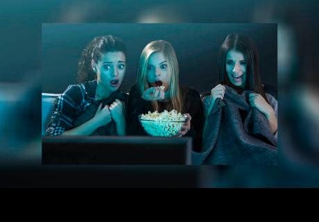 Estas son las películas de terror con las que puedes quemar calorías; según la ciencia