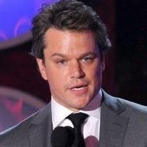 Matt Damon recibe premio Joel Siegel en los Critics Choice