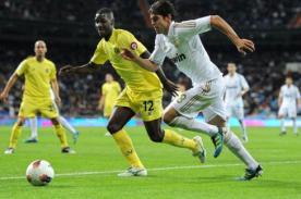Video del Villarreal vs Real Madrid (1-1) - Liga española